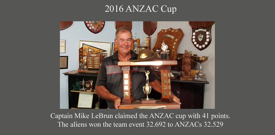 2016 anzac cup