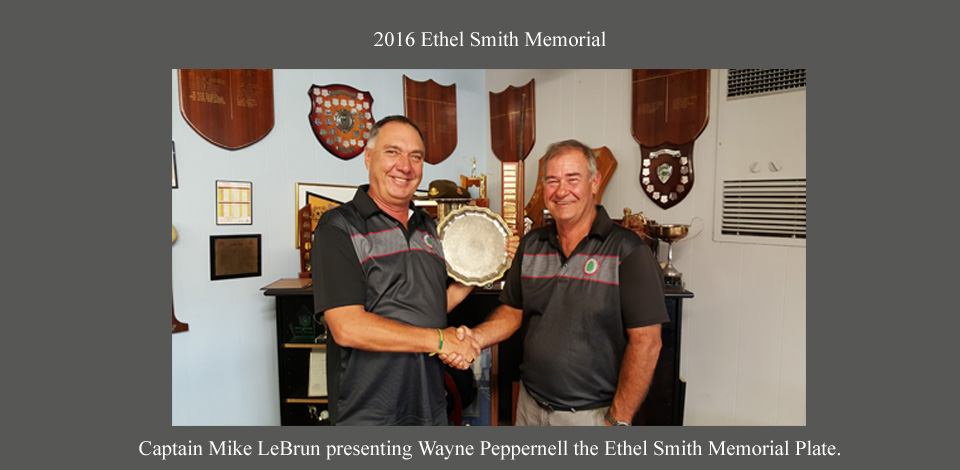 2016 ethel smith memorial