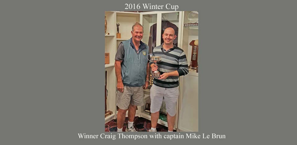 2016 winter cup